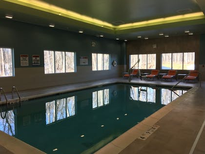 Indoor Pool | Holiday Inn Express & Suites Kingston-Ulster