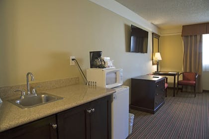 In-Room Kitchenette | Lodge of La Mesa (A Quiet Hotel For Adults Only)