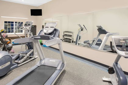 Fitness Facility | Microtel Inn & Suites by Wyndham Ocean City