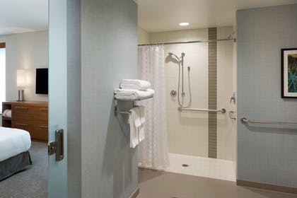 Bathroom Shower | Hyatt Place Biloxi