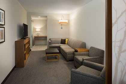 Living Area | Hyatt Place Biloxi