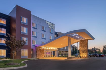 Exterior | Fairfield Inn & Suites by Marriott Richmond Ashland