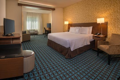 Guestroom | Fairfield Inn & Suites by Marriott Richmond Ashland