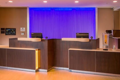 Lobby | Fairfield Inn & Suites by Marriott Richmond Ashland