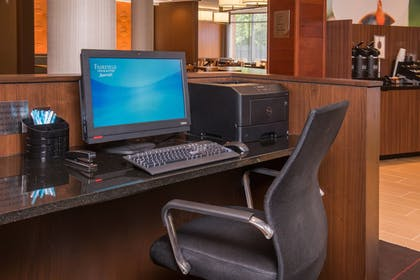 Business Center | Fairfield Inn & Suites by Marriott Richmond Ashland