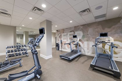 Sports Facility | SpringHill Suites by Marriott Navarre Beach