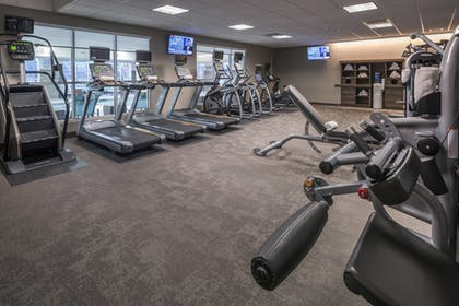 Sports Facility   SpringHill Suites by Marriott Fishkill