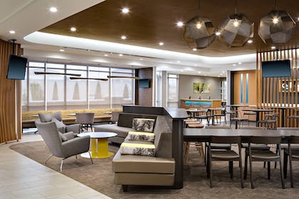 Lobby | SpringHill Suites Oklahoma City Midwest City/Del City