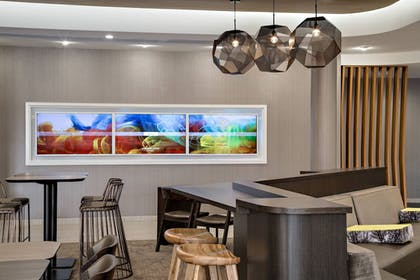 Hotel Bar | SpringHill Suites Oklahoma City Midwest City/Del City
