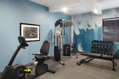 Fitness Facility | Best Western Plus Downtown North