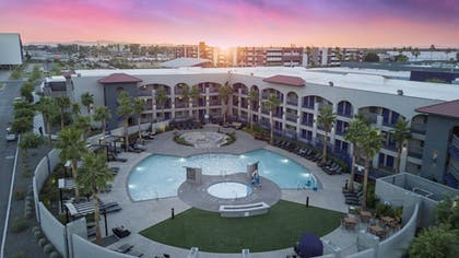 Aerial View | Grand Canyon University Hotel