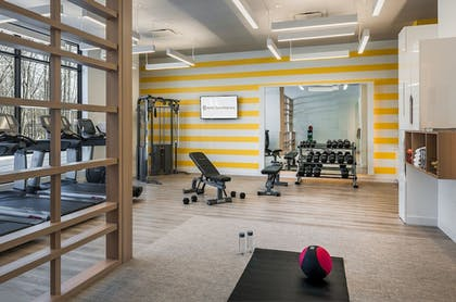 Fitness Facility | Hotel Zero Degrees Danbury