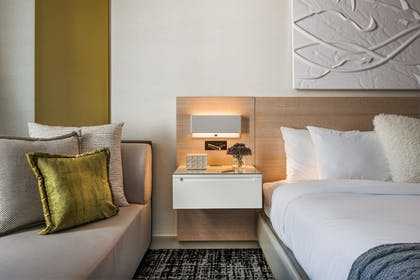 Guestroom | Hotel Zero Degrees Danbury