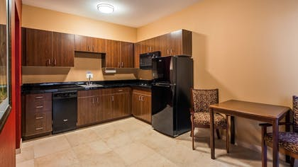 In-Room Kitchen | Best Western Plus Hudson Hotel & Suites