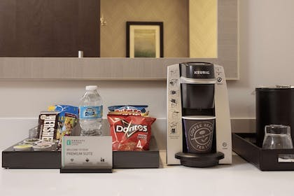 Room Amenity | Embassy Suites Amarillo Downtown