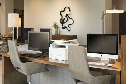 Business Center | Embassy Suites Amarillo Downtown