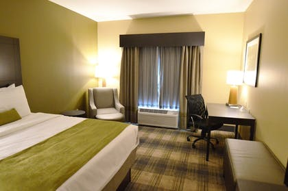 Guestroom | Best Western Plus New Orleans Airport Hotel