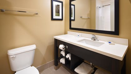 Bathroom Amenities | Best Western Plus New Orleans Airport Hotel