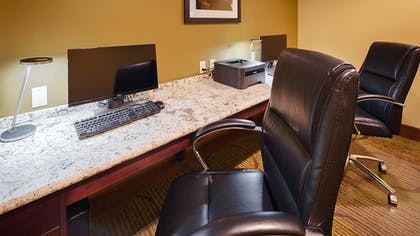 Business Center | Best Western Plus New Orleans Airport Hotel