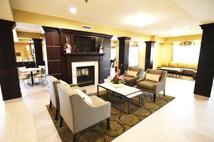Lobby | Best Western Plus New Orleans Airport Hotel