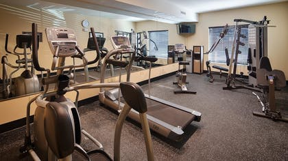 Fitness Facility | Best Western Plus New Orleans Airport Hotel