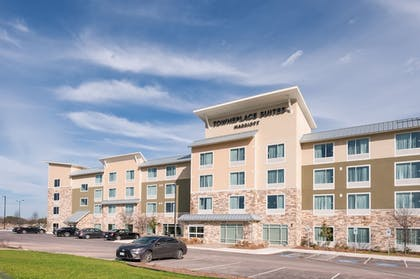 Hotel Front | TownePlace Suites by Marriott Austin North/Tech Ridge