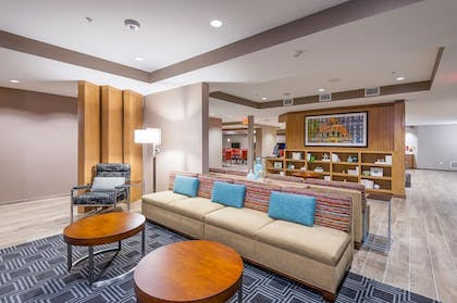 Lobby Sitting Area | TownePlace Suites by Marriott Austin North/Tech Ridge