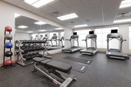 Fitness Facility | TownePlace Suites by Marriott Austin North/Tech Ridge