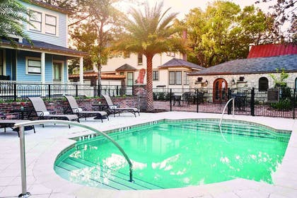 Outdoor Pool | The Collector Inn (Adults Only)