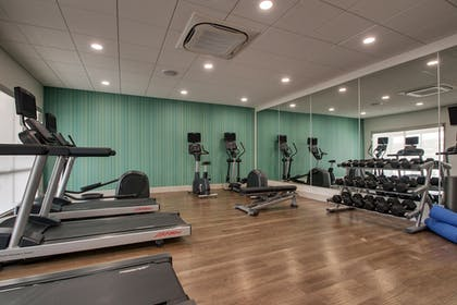 Fitness Facility | Holiday Inn Express & Suites Mount Vernon