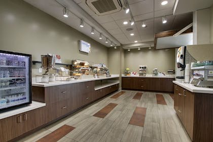 Buffet | Holiday Inn Express & Suites Mount Vernon