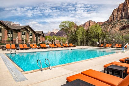 Sports Facility | SpringHill Suites by Marriott Springdale Zion National Park