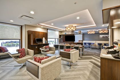 Lobby | Towneplace Suites Dover Rockaway