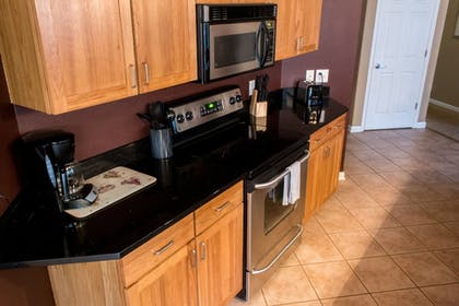 In-Room Kitchen | Delton Grand Resort and Spa
