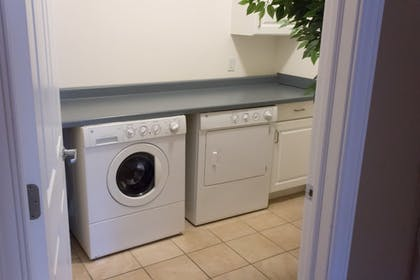 Laundry Room | Delton Grand Resort and Spa