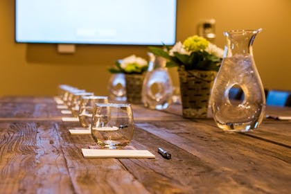 Meeting Facility | The Lodge at Columbia Point