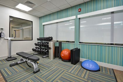 Fitness Facility | Holiday Inn Express Evansville