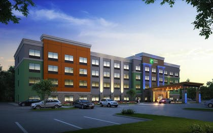 Exterior | Holiday Inn Express Evansville