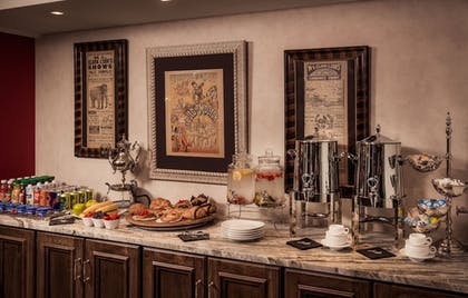 Breakfast Area | The Ivey's Hotel