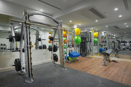Fitness Facility | The Ivey's Hotel