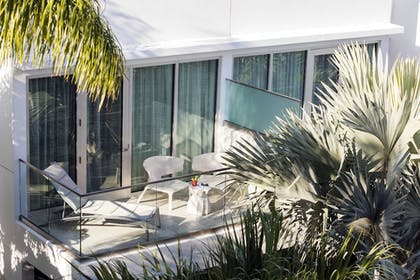 Terrace/Patio | H2O Suites - Adults Only