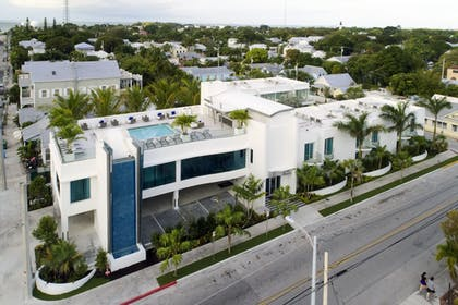 Aerial View | H2O Suites - Adults Only