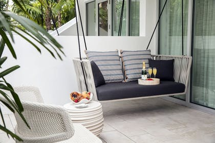 Porch | H2O Suites - Adults Only