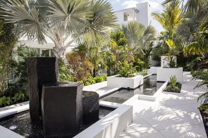 Courtyard | H2O Suites - Adults Only