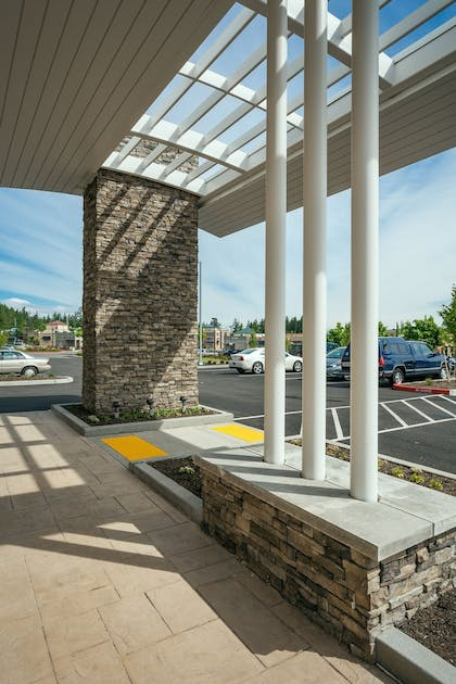 Exterior detail | Fairfield Inn & Suites by Marriott Tacoma DuPont