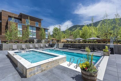Sports Facility | SpringHill Suites Jackson Hole