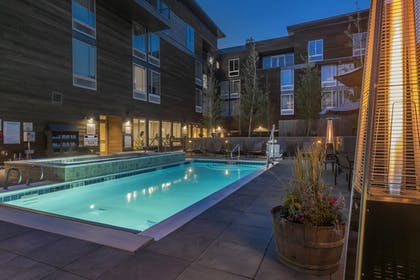 Pool | SpringHill Suites Jackson Hole