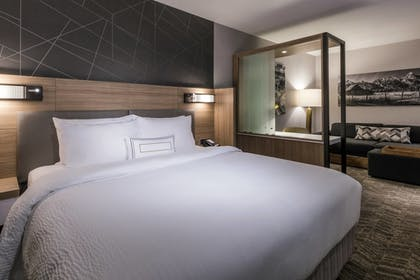 Guestroom | SpringHill Suites Jackson Hole