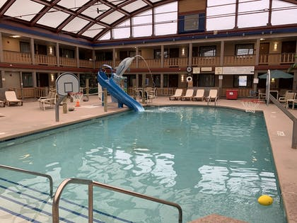 Indoor Pool | AmericInn by Wyndham La Crosse Riverfront-Conference Center