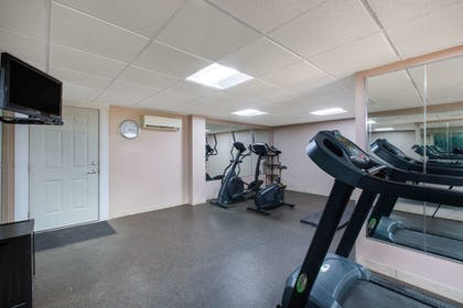 Fitness Facility | AmericInn by Wyndham La Crosse Riverfront-Conference Center